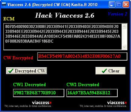 Viaccess 2 Keys Download